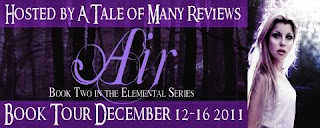{Review+Giveaway} Air by Shauna Granger