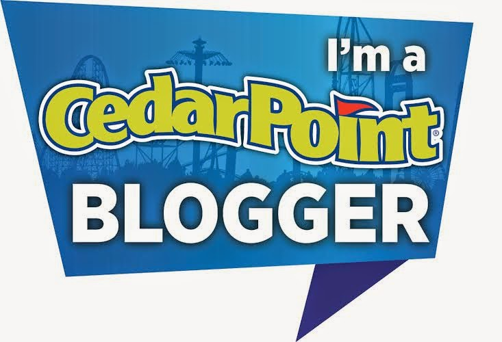 I am a Cedar Point Blogger!
