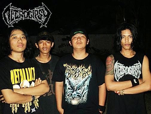 Necrogipsy Band Brutal Death Metal Cileungsi - Bogor indonesia foto personil logo wallpaper