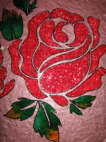 Painting Designs Alluring With Rose Flower Painting Designs Photos
