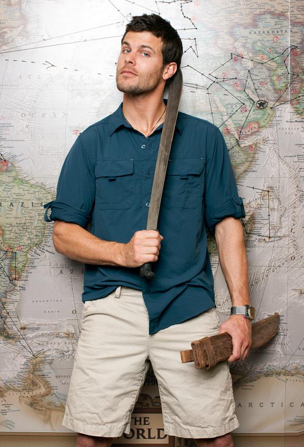 Matt Clayton Photography: Eric Hill - world traveler ...