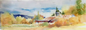 Time to sign up for Fall Watercolor Classes