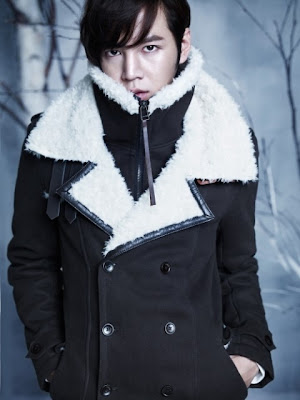 Asian Men Winter Fashion