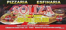 PIZZARIA & ESFIHARIA SOUZA