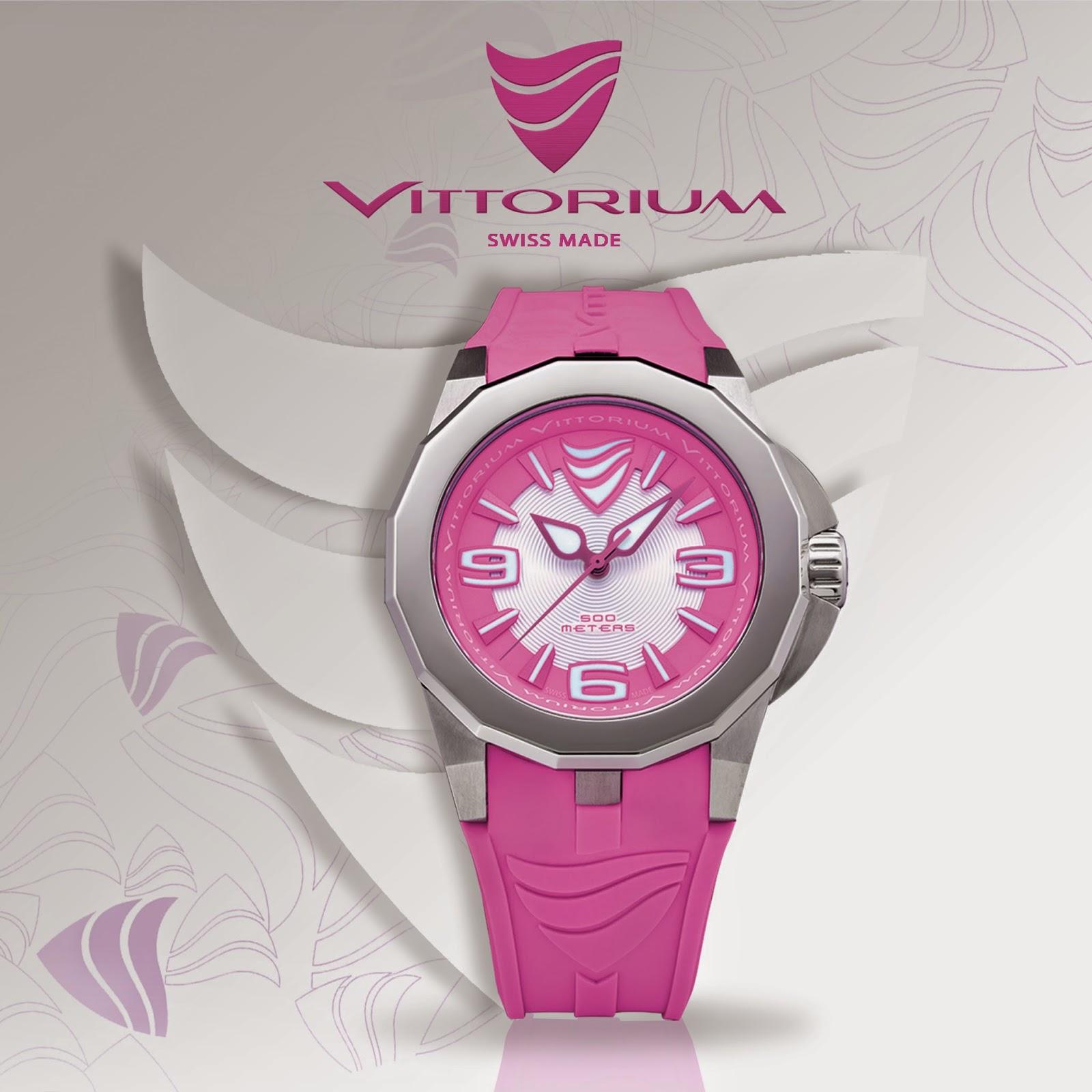 Relojes VITTORIUM Switzerland Model AT42 540190