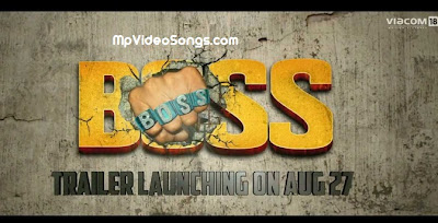 Boss (2013) Full Movie HD Mp4 Video Songs Download Free