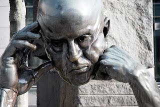 thinking head