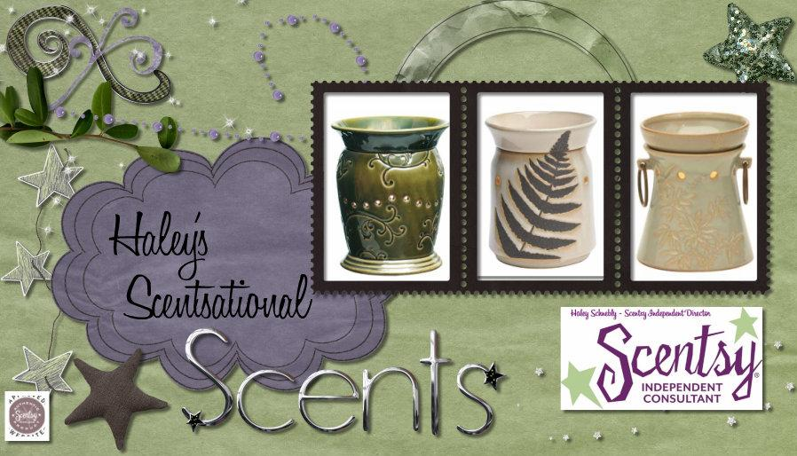 Haley's Scentsational Scents