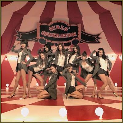 Jpop Nails | Girls' Generation's Genie Inspired Nails
