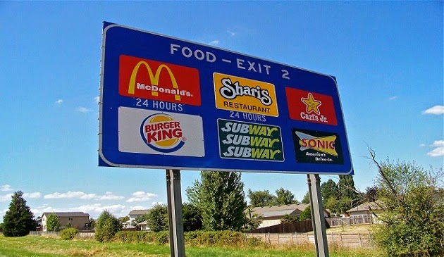Different Signs for Business Promotion