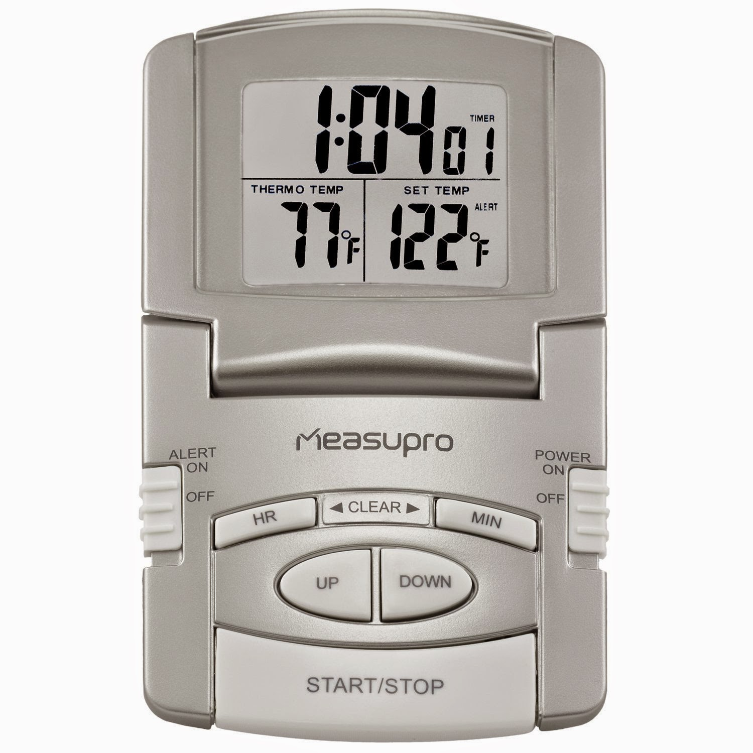 MeasuPro Ultra-Fast Cooking Thermometer