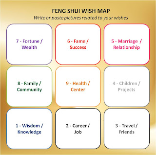 Ingl s s a feng shui for Feng shui for health