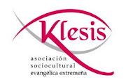Colabora: Klesis  Asociación socio cultural evangélica extremeña