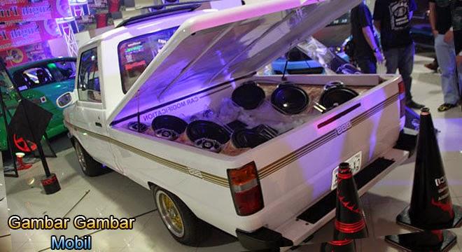 Foto Modifikasi Mobil Suzuki Carry Pick Up