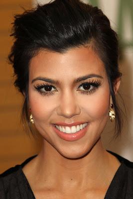 Kourtney Kardashian denies engagement rumours