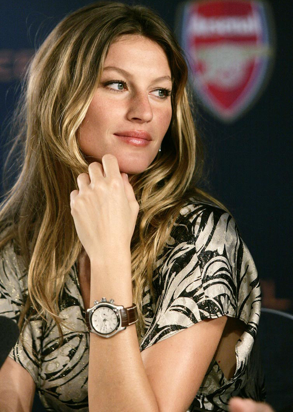 Gisele Bundchen Hair Color 3