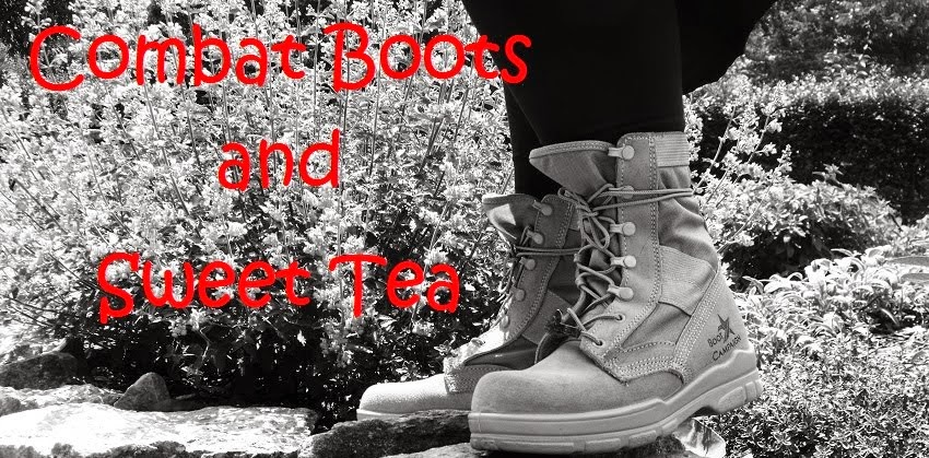 Combat Boots and Sweet Tea