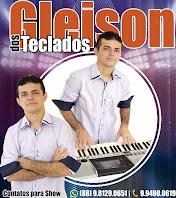 Gleison dos Teclados AO VIVO