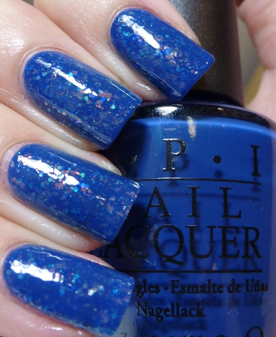 OPI - Dating A Royal - Jelly goodness! - Lacquerized