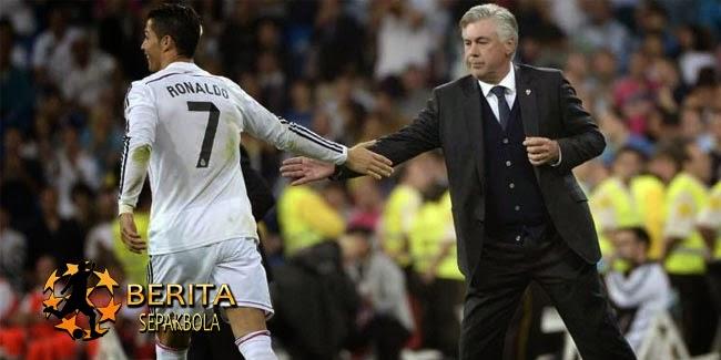 Ancelotti Puji Ronaldo dan Madrid