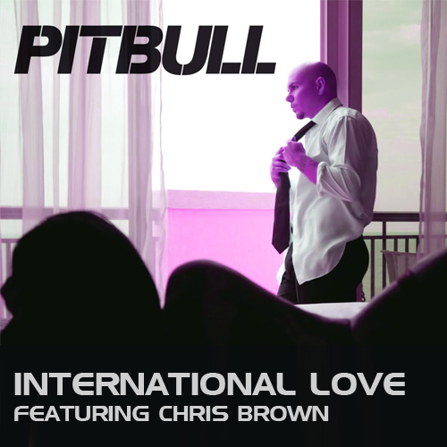 """International Love"" Lyrics"