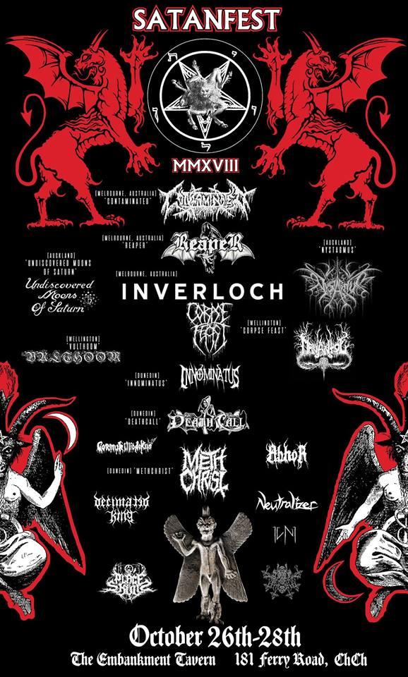 Satanfest 2018