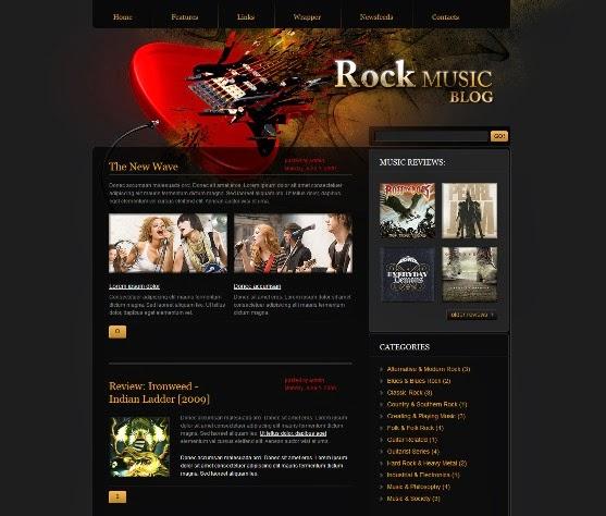 Rock Music Blog