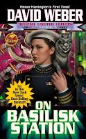 cover of 'On Basilisk Station'