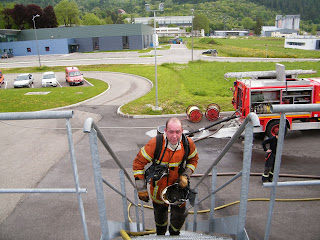 Inertage pompier