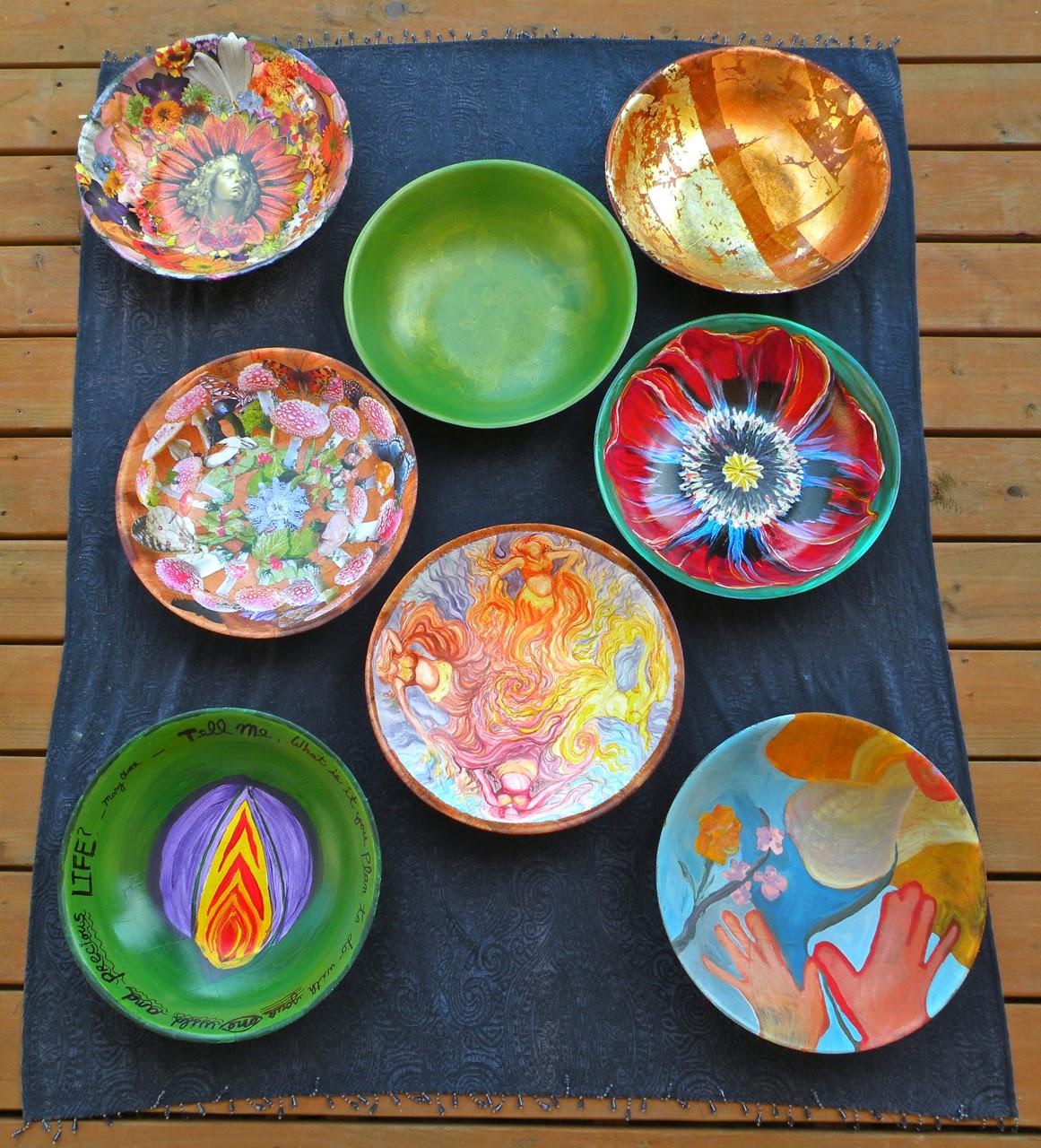 Animas Ceremony: Offering Art Bowls
