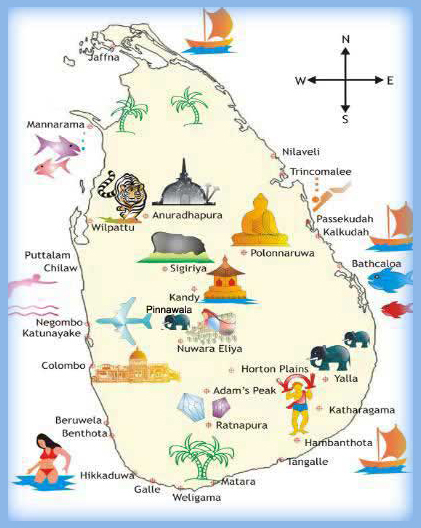 essay of tourism in sri lanka