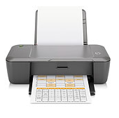 HP Deskjet 1000 Drivers update