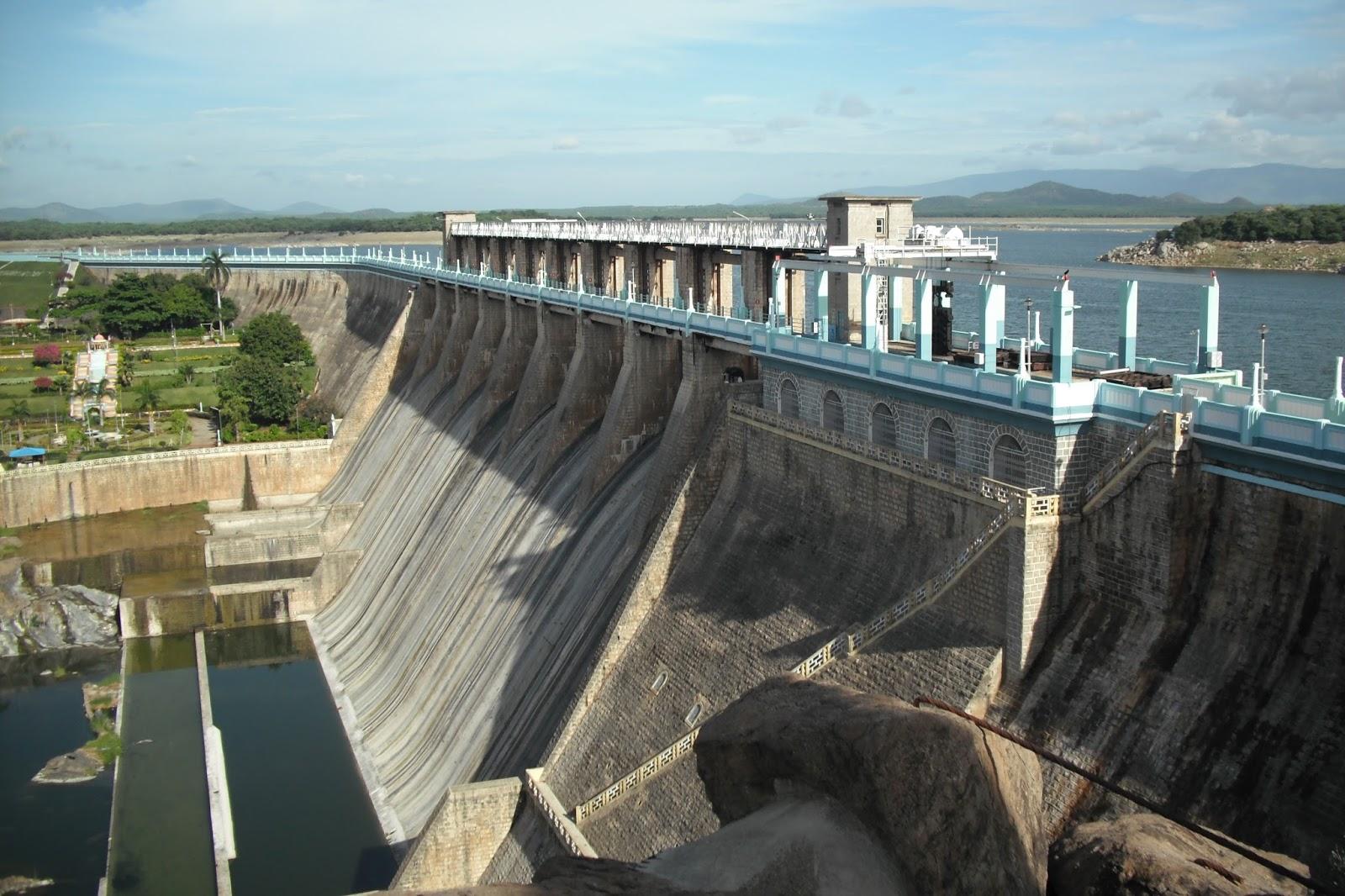 Tamilnadu Tourism: Sathanur Dam, Thiruvannamalai