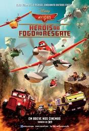 Aviões 2: Heróis do Fogo ao Resgate Torrent 2014