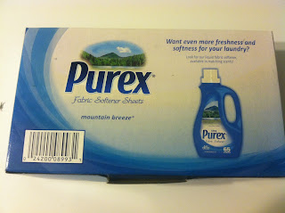 purex fabric softener