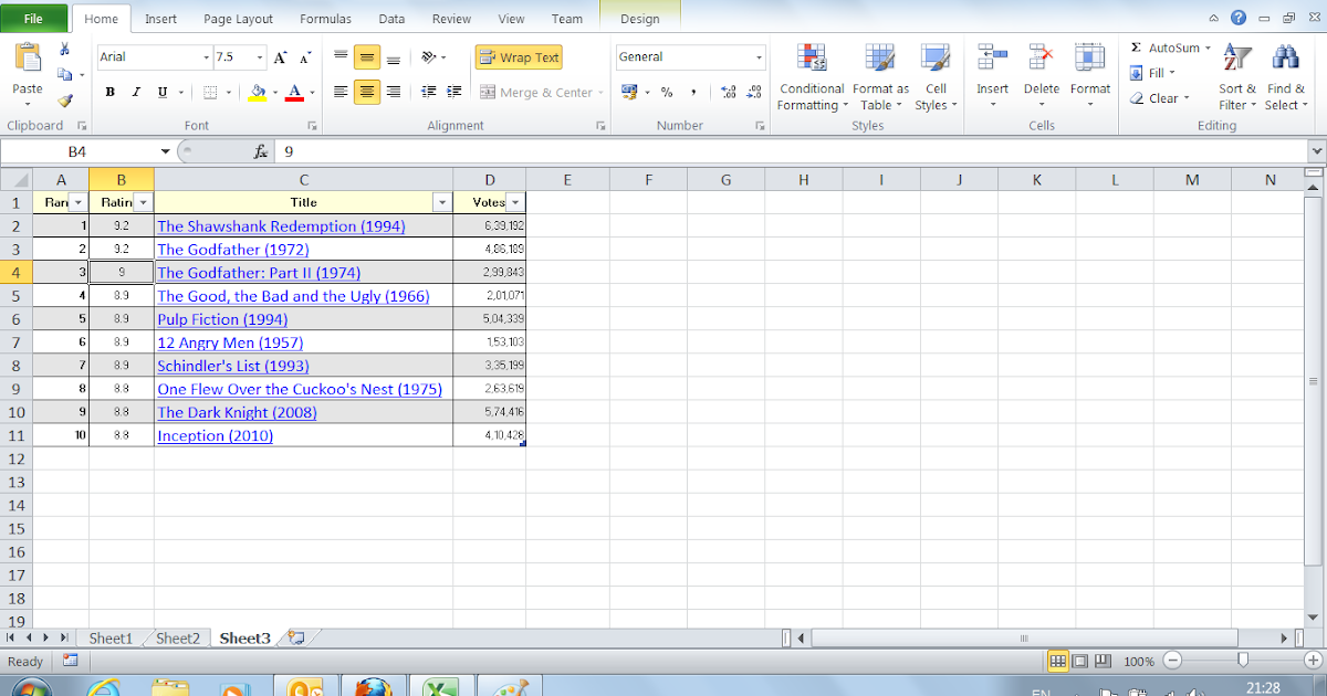 vba tips tricks how to link excel table to listbox