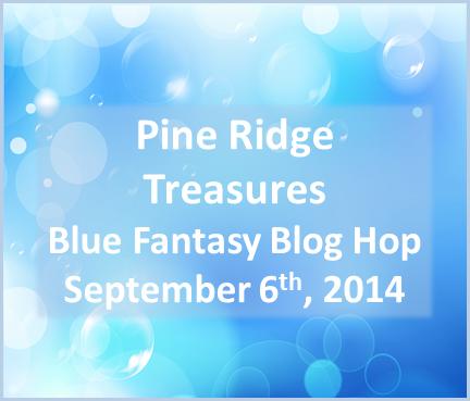 Blue Fantasy Blog Hop