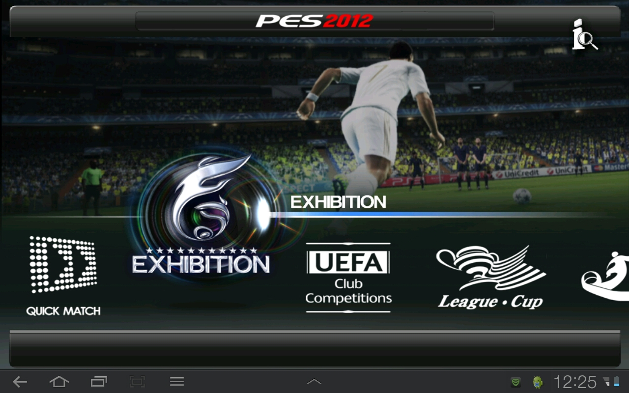 Cara install PES 2012 Android for Galaxy Tab :