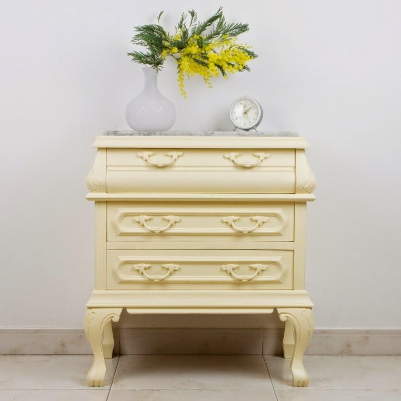 Antic chic decoraci n vintage y eco chic diy c mo for Como brillar pisos de marmol