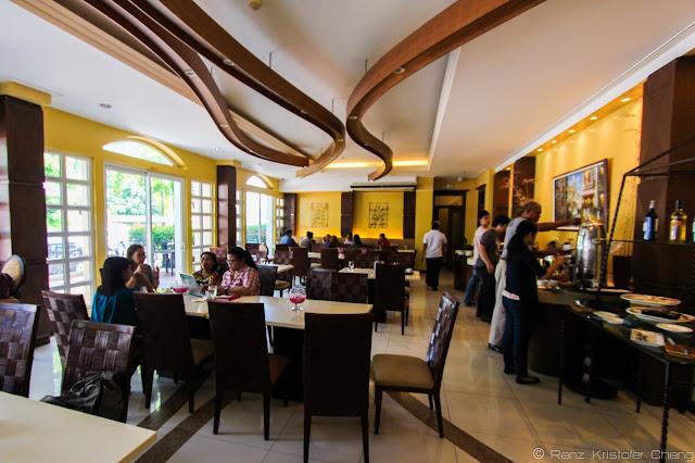 Caffe San Marco: Dining Area