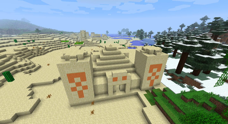 Minecraft seed 671258039