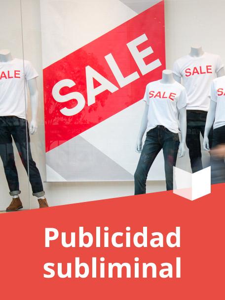 Curso Online Publicidad subliminal