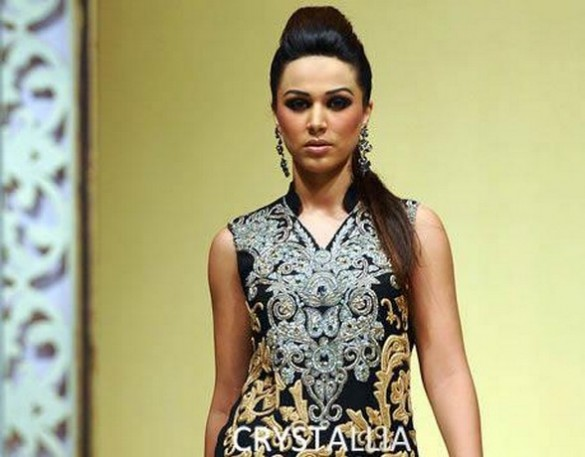 Crystallia Party Wear Fashion Outfits