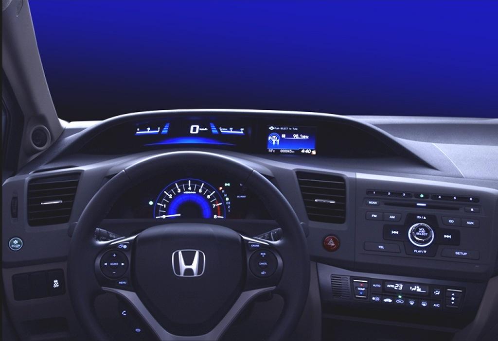 Malaysia Motoring News Honda Civic Arab Unveiled In Gcc