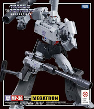 Pre-Order - Takara Tomy Transformers Masterpiece MP-36 Megatron Ver.2