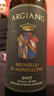 Label photo of 2007 Argiano Brunello di Montalcino