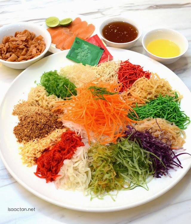 Chinese New Year 2015 Feast @ Silka Cheras Hotel Malaysia