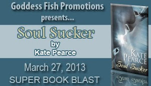 Blog Tour - Soul Sucker