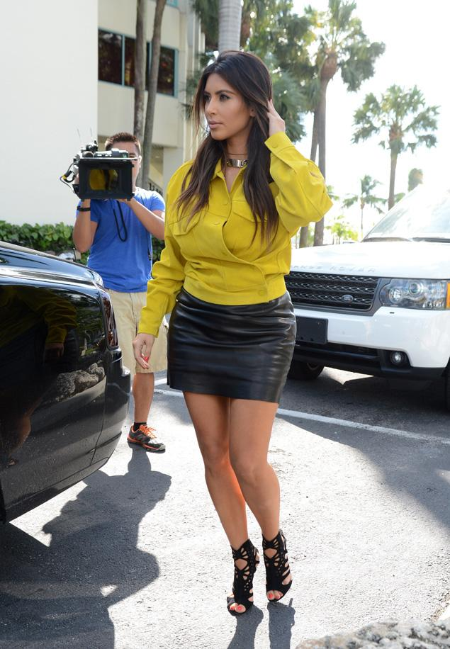 Fashion Faux Pas Kim Kardashian