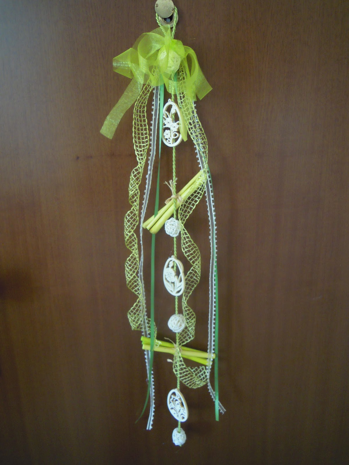 La bottega creativa di eli pasqua for Decorazioni da appendere